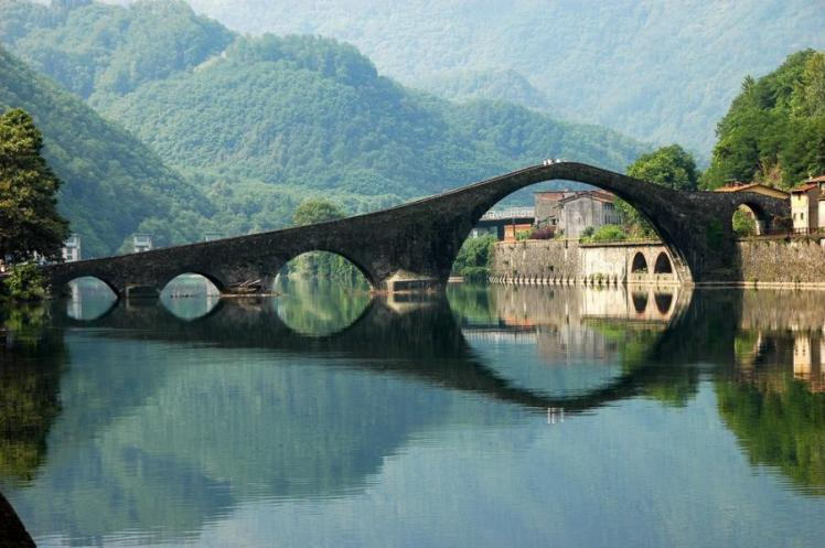 Devil's Bridge Bagni di Lucca